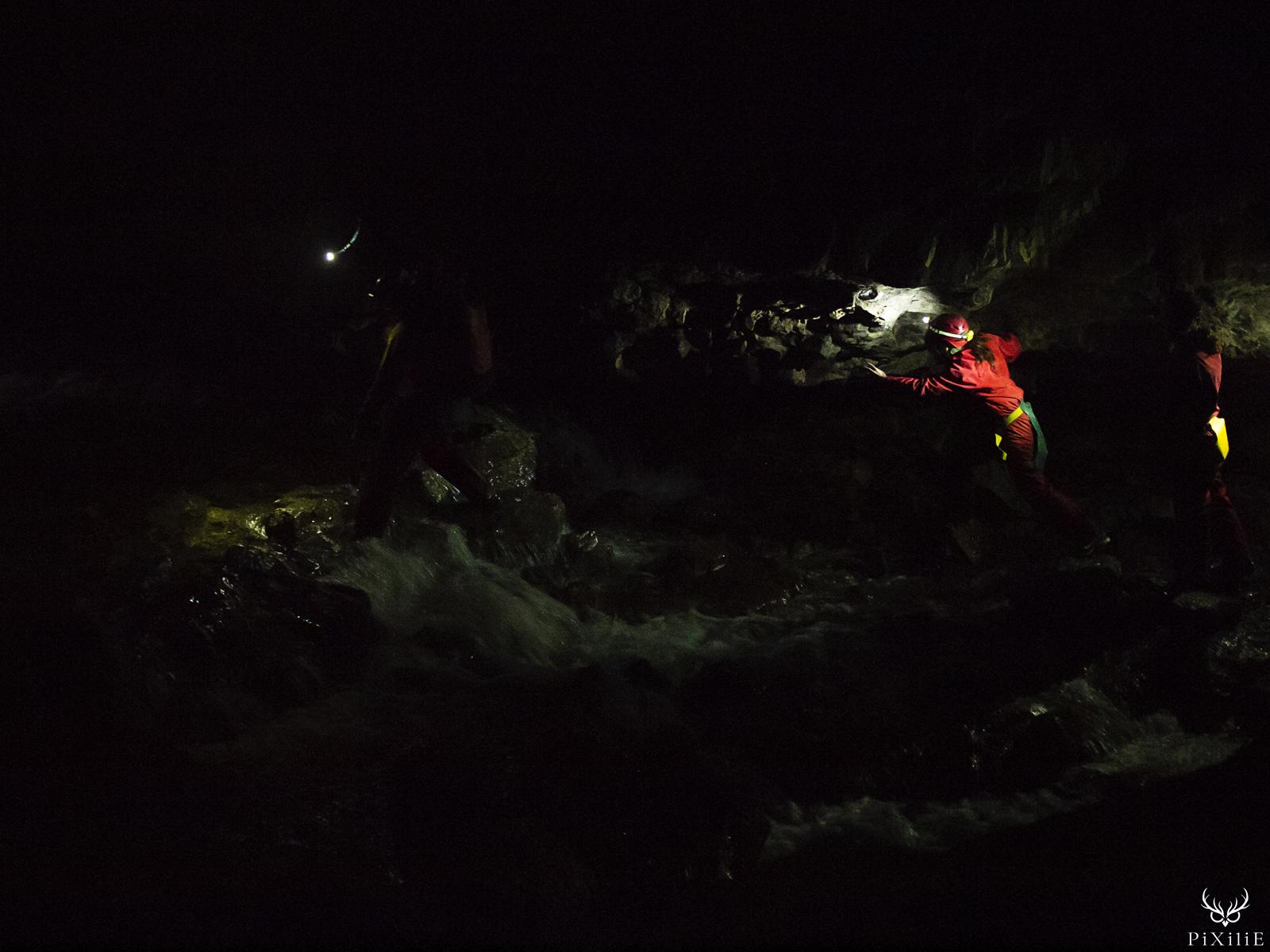 Photographie spéléologie - Pixilie