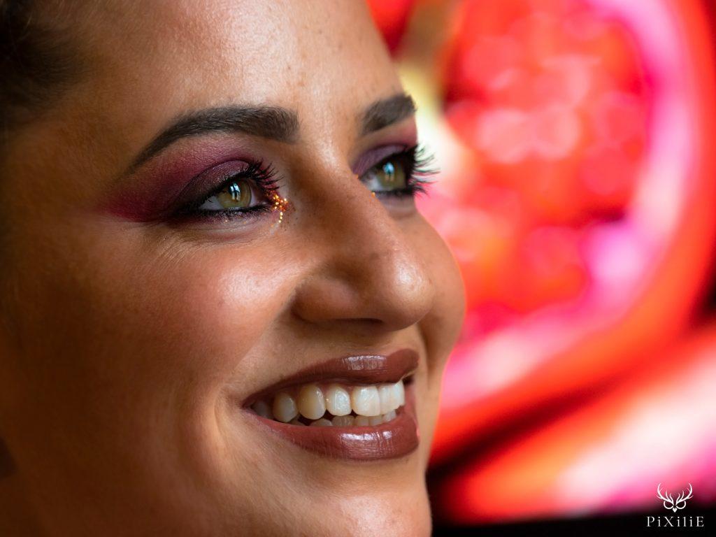 Shooting photo Maquillage artistique (réalisation Alice Maurine Coudurier)