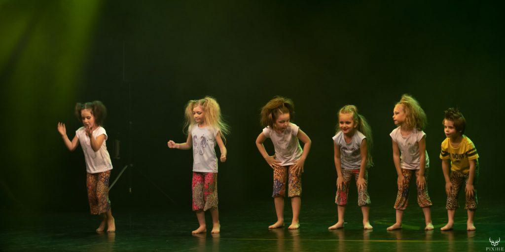 Gala de danse de l'école de de danse A Corps et Danse Silence! on tourne