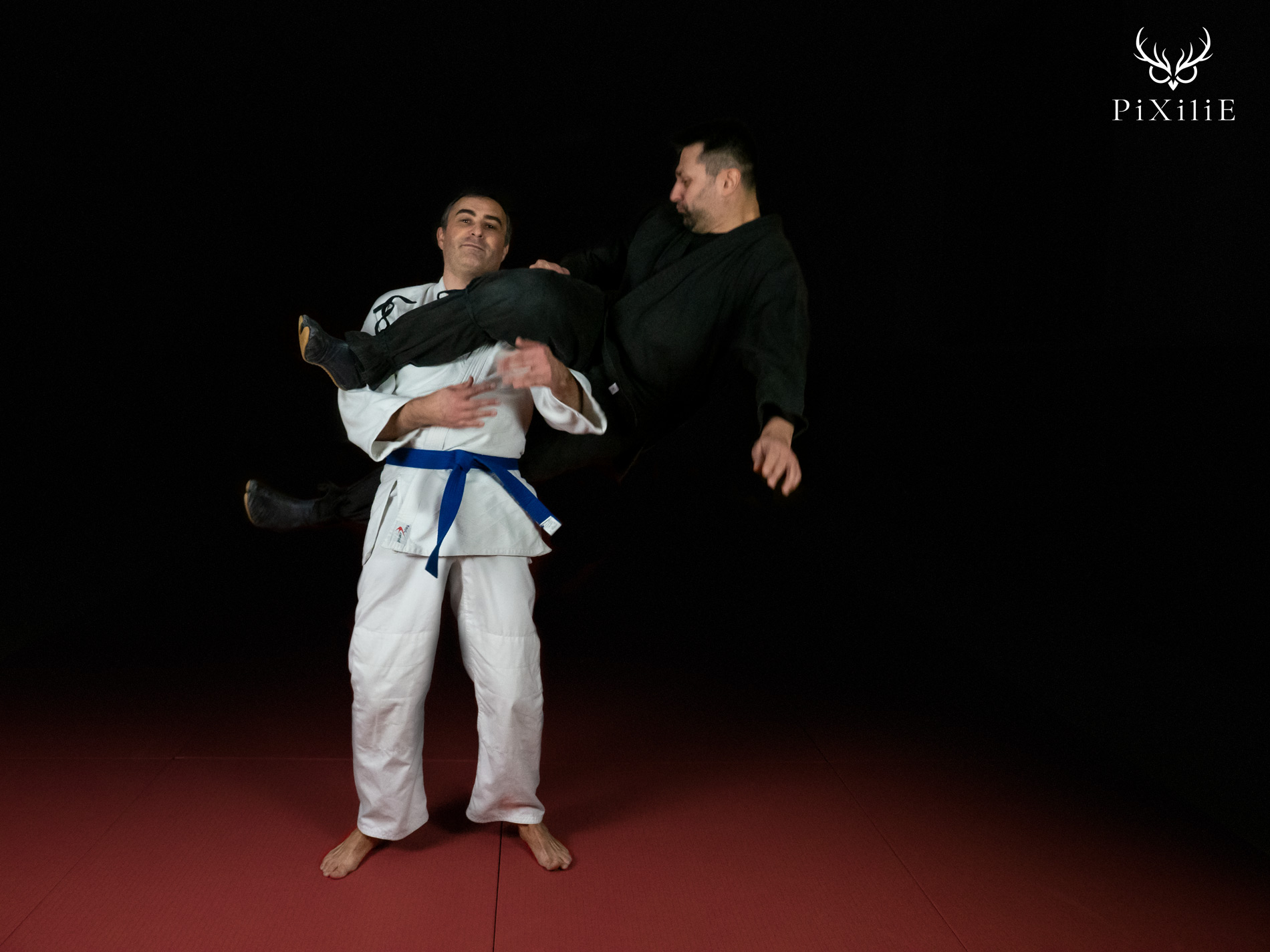 Photographie d'Iga Ryu, art martiaux