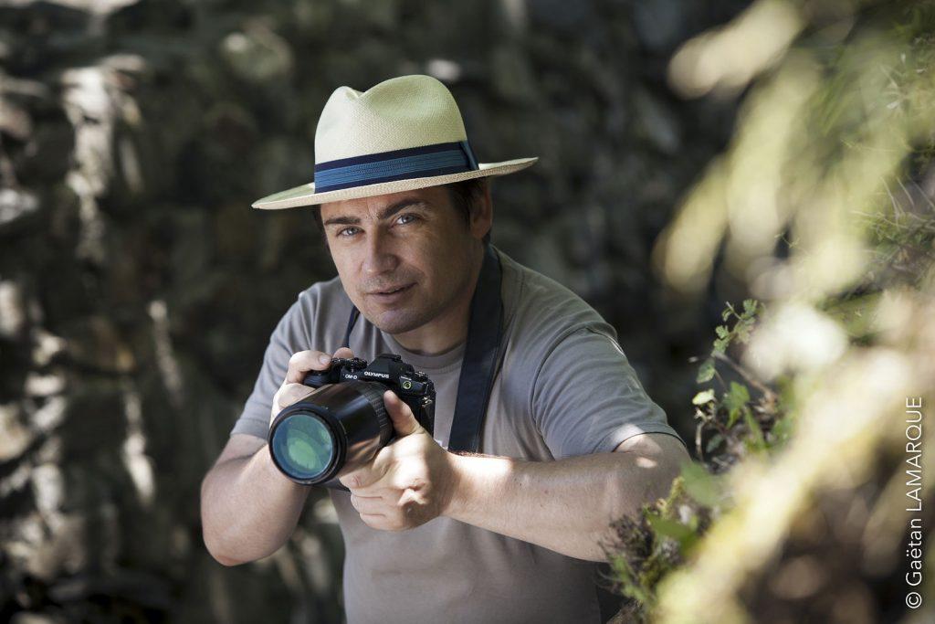 Photographe Pixilie / Erwan Le Touche - Crédit photo : Gaëtan Lamarque